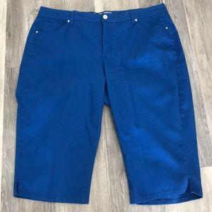 Women's Capri pants size 20